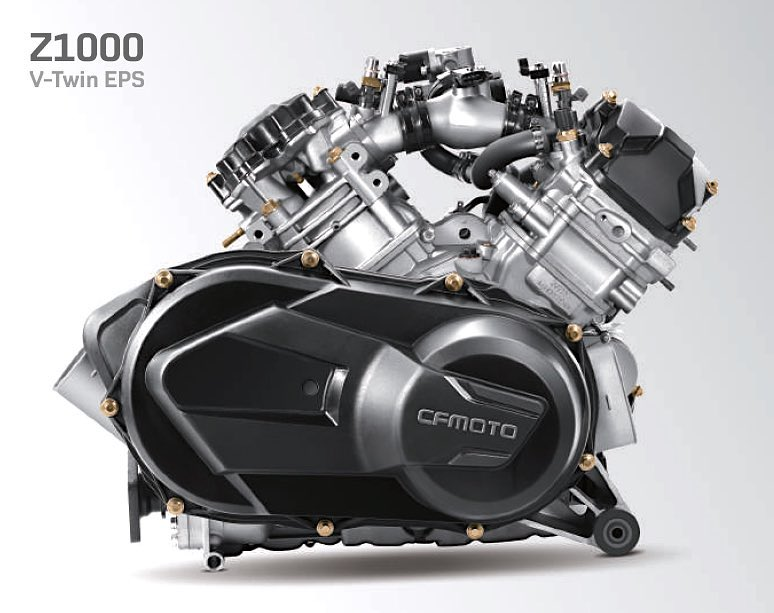 Gladiator Z1000 V-Twin EPS
